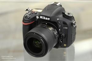 Nikon D610 and 35mm FX