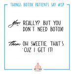 botox patients