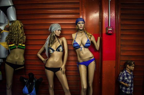 venezuela mannequin