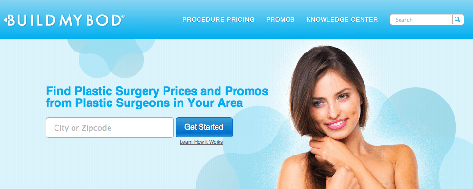 plastic surgery pricing