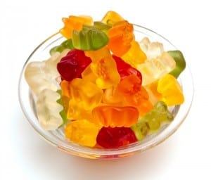 gummy bear implants