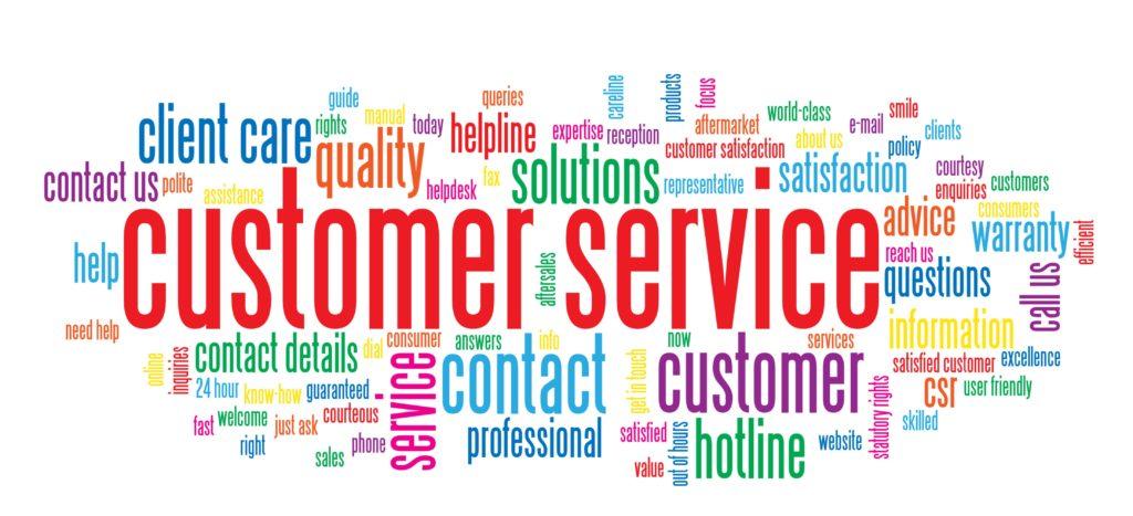 customer service is better
