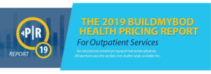 2019 BuildMyBod Health Annual Pricing Report