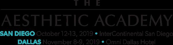 Aesthetic Academy 2019