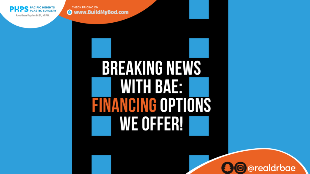 options for financing cosmetic surgery
