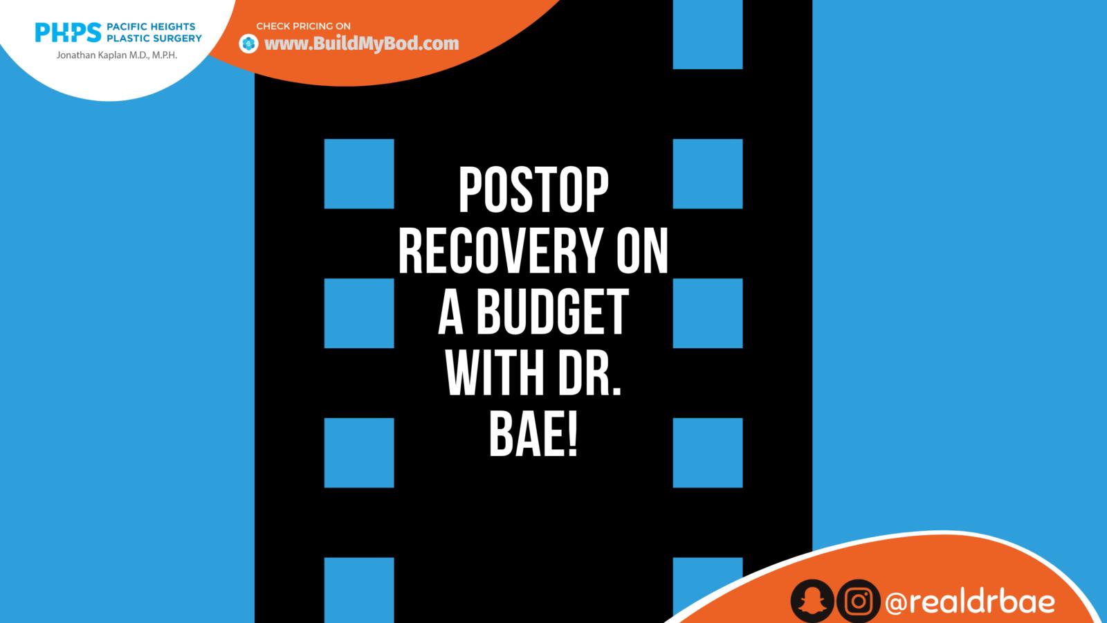 postop recovery