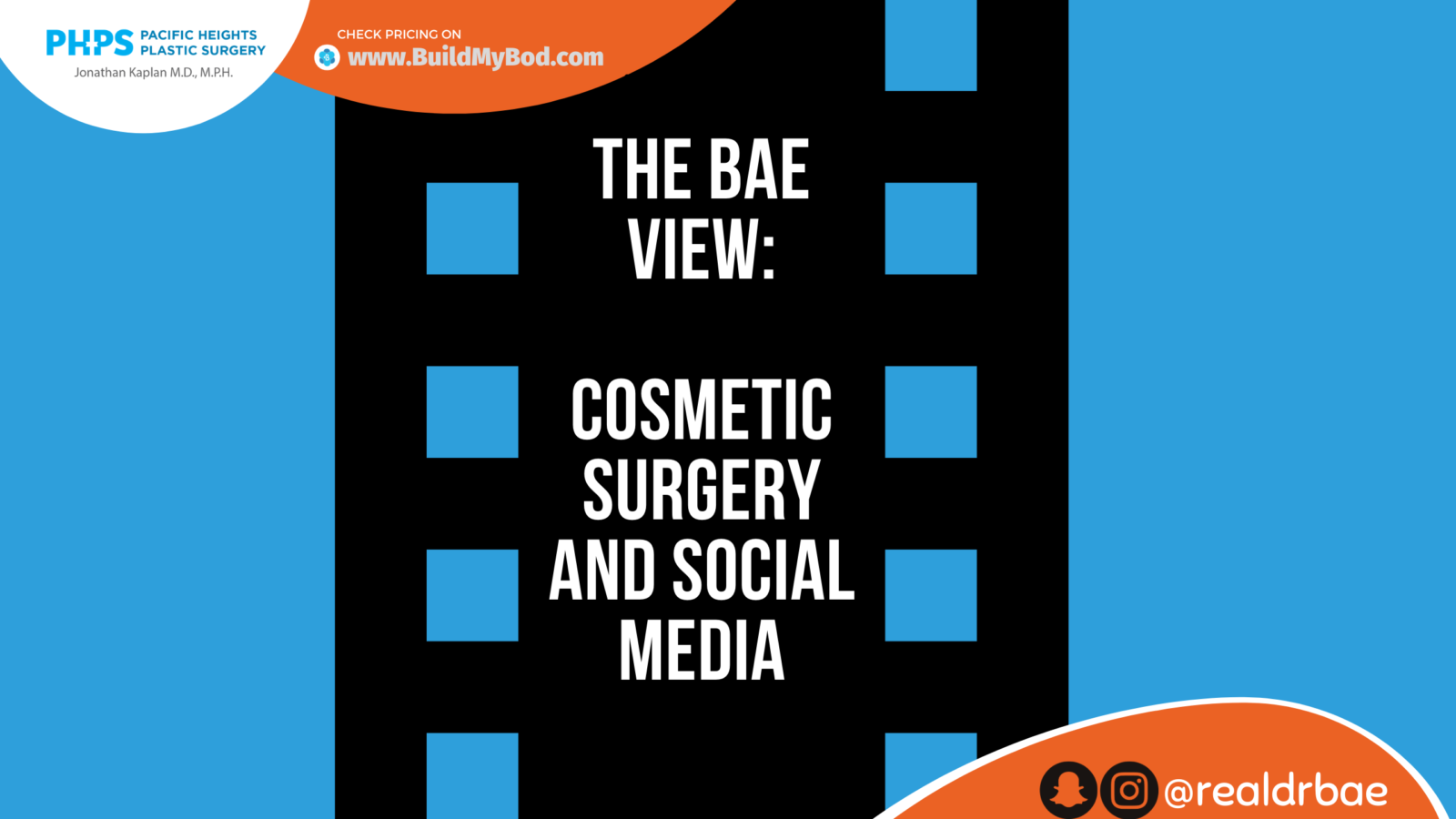 cosmetic surgery and social media