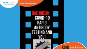 Covid-19 rapid antibody testing