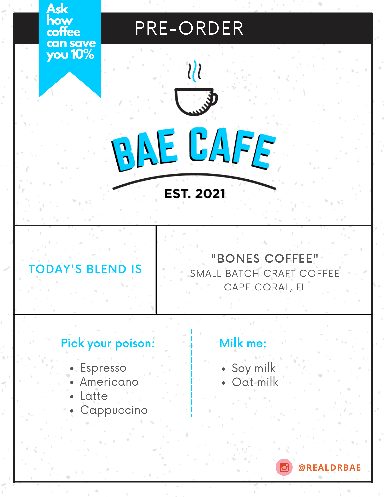 BAE Cafe