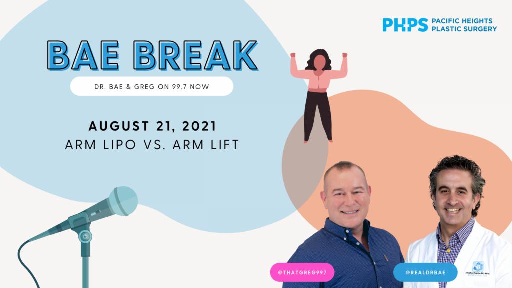 arm lipo vs arm lift