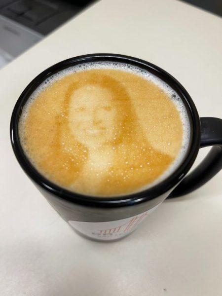 Coop latte