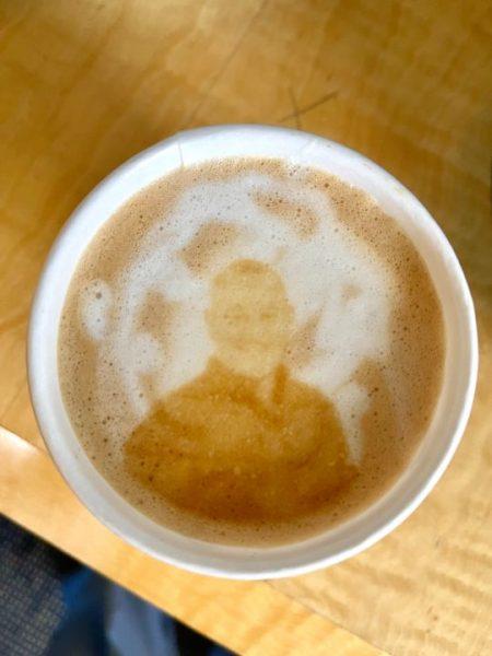 Greg latte